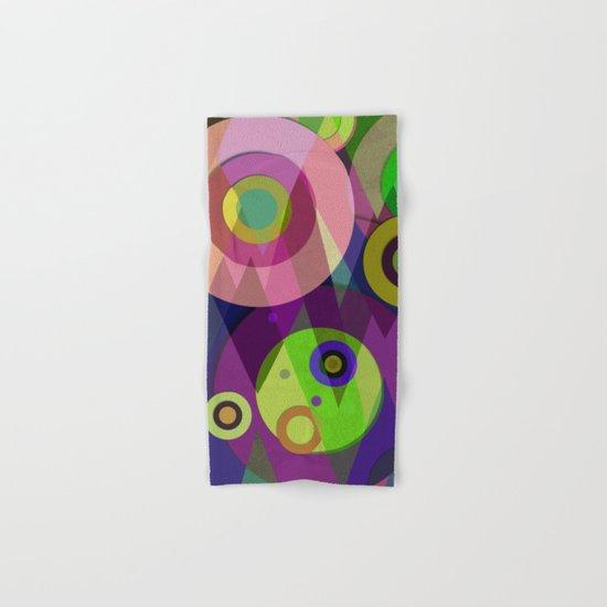 Abstract #512 Hand & Bath Towel