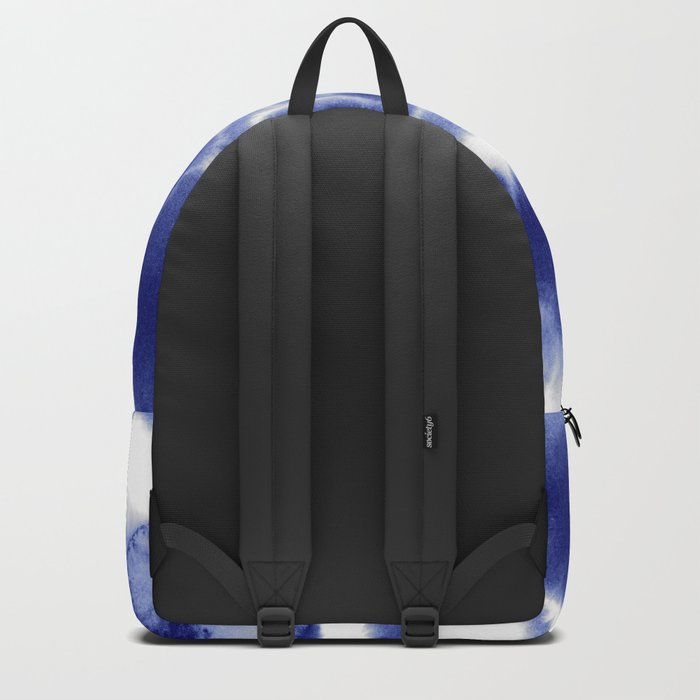 Lost In My Mind Blue Backpack
