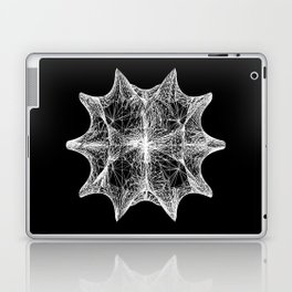 The Calabi-Yau Manifold Laptop & iPad Skin