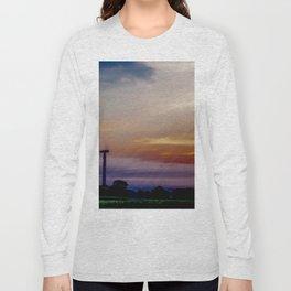 radios solis occasum Horumersiel Long Sleeve T-shirt