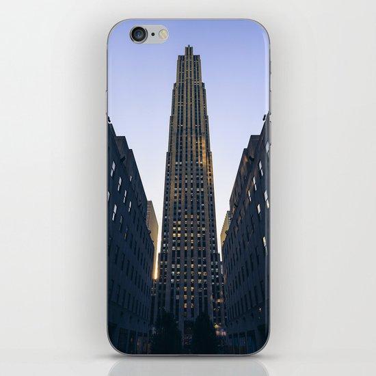Rockefeller iPhone & iPod Skin