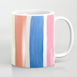 Summer stripes Coffee Mug