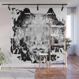 LION'S HEAD Wall Mural