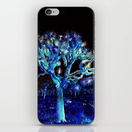 Joshua Tree VG Hues by CREYES iPhone Skin