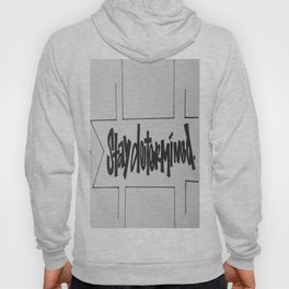 Subjective Note Hoody
