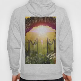 The gate to the world of dreams Hoody