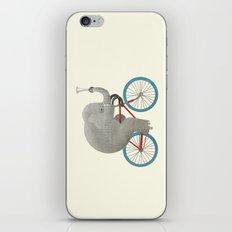 Ride (colour option) iPhone Skin
