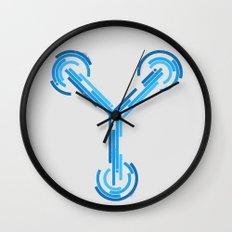 Fluxing Wall Clock