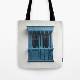 Window. Fashion Textures Tote Bag