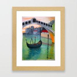 Rialto Framed Art Print