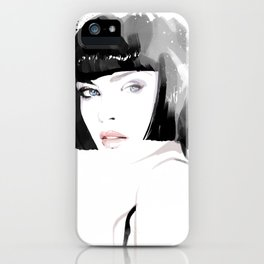 Fashion Painting #8 iPhone Case
