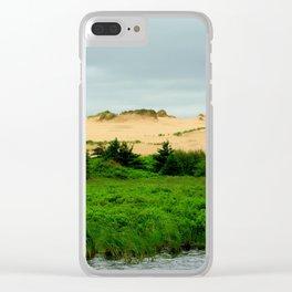 Landscape | Sand Dunes | Canada Clear iPhone Case