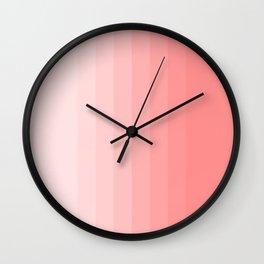 pinkplink Wall Clock