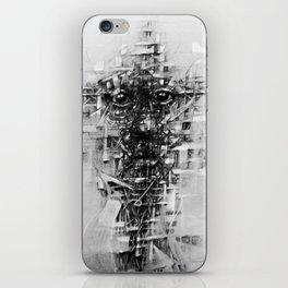 مكسور iPhone Skin