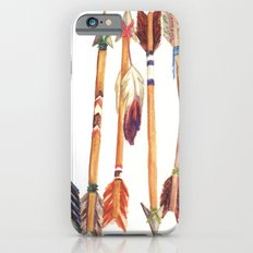 Feathered Arrows Slim Case iPhone 6s