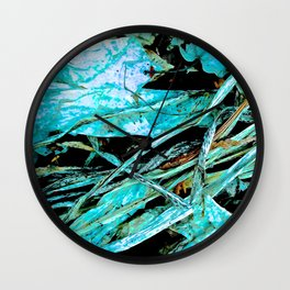 Nature Perfected Wall Clock