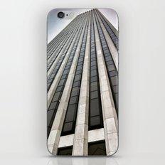 Scraping the sky iPhone & iPod Skin