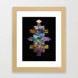 Vairagya (non-attachment)  Framed Art Print