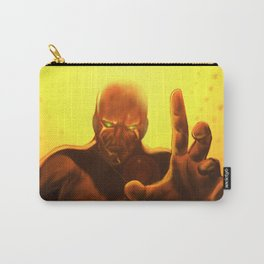 Alien Abduction Carry-All Pouch