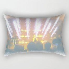 A Little Light Rectangular Pillow