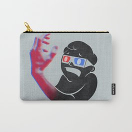 Now in Eye-Popping 3D! Carry-All Pouch