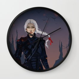 Manon Blackbeak Wall Clock