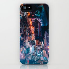 014 - Just Hangin' out iPhone Case