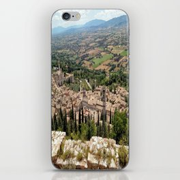 Assisi View iPhone Skin