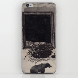 bear iPhone Skin