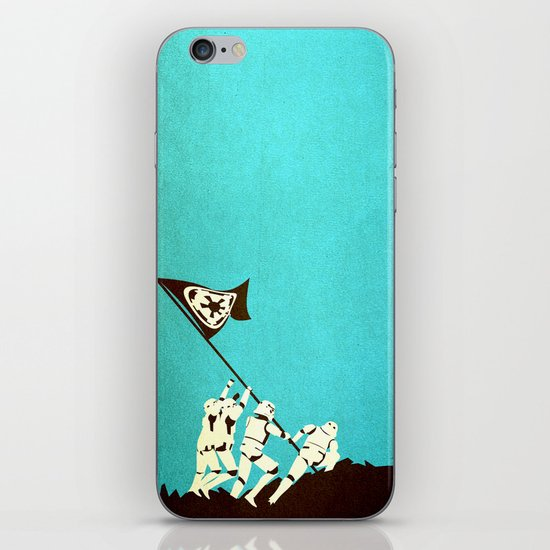 Fight for the Empire iPhone & iPod Skin