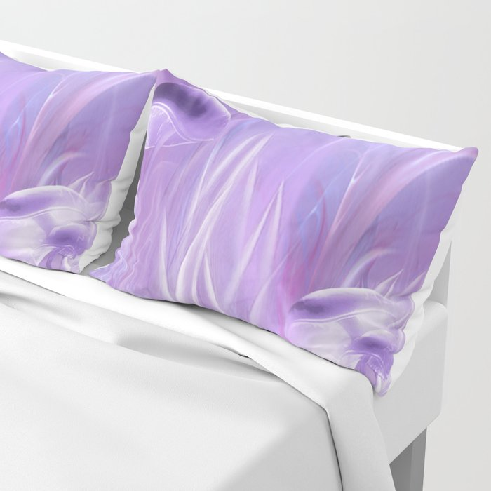 The Cradle of Light Pillow Sham