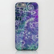 Insidious Flowers iPhone 6s Slim Case