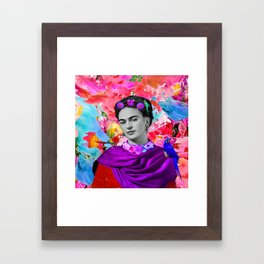 Freeda Framed Art Print