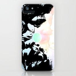 head of stone II iPhone Case