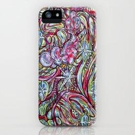 Mushroom Spirit  iPhone Case