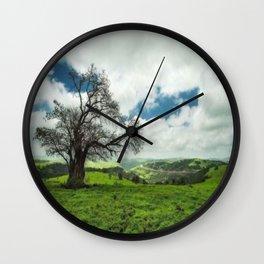 Oman Salalah 5 Wall Clock
