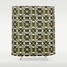 Fabolous Diamond Pattern A Shower Curtain