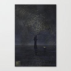Never Drown Canvas Print