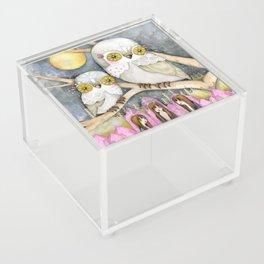 Marie Three Acrylic Box
