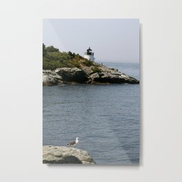 Narragansett Bay II Metal Print
