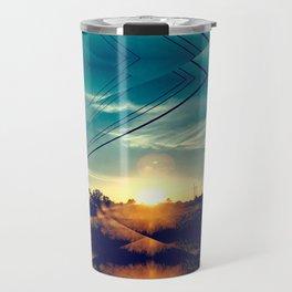 Fragmented Travel Mug