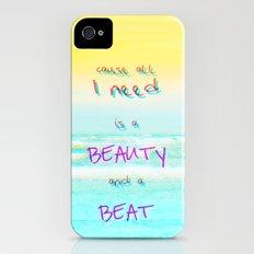 BEACH Slim Case iPhone (4, 4s)
