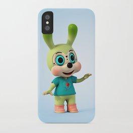 Teolino iPhone Case
