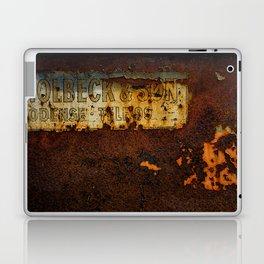 Holbeck & Son Laptop & iPad Skin