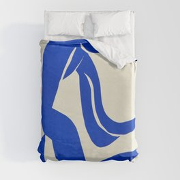 Blue Nude Dancing - Henri Matisse Duvet Cover