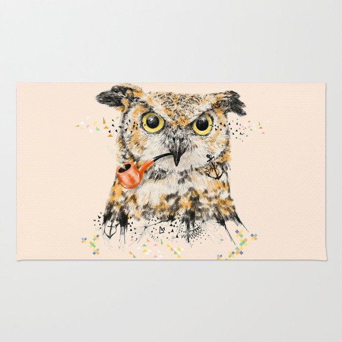 Mr.Owl II Rug