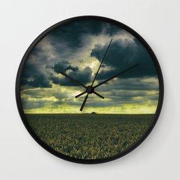 Tempestatem Wall Clock