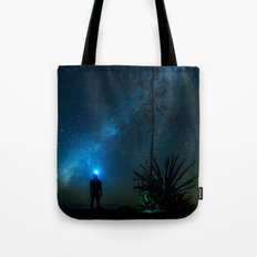 El Mirador, Guatemala Tote Bag
