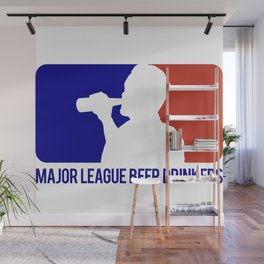Major League Beer Drinkers Wall Mural