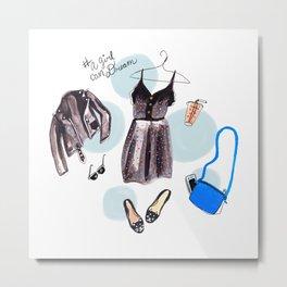 Dream Closet Metal Print